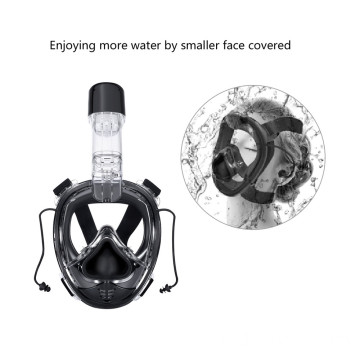 Safety Anti Fog 180 Design Seaview Diving Mask